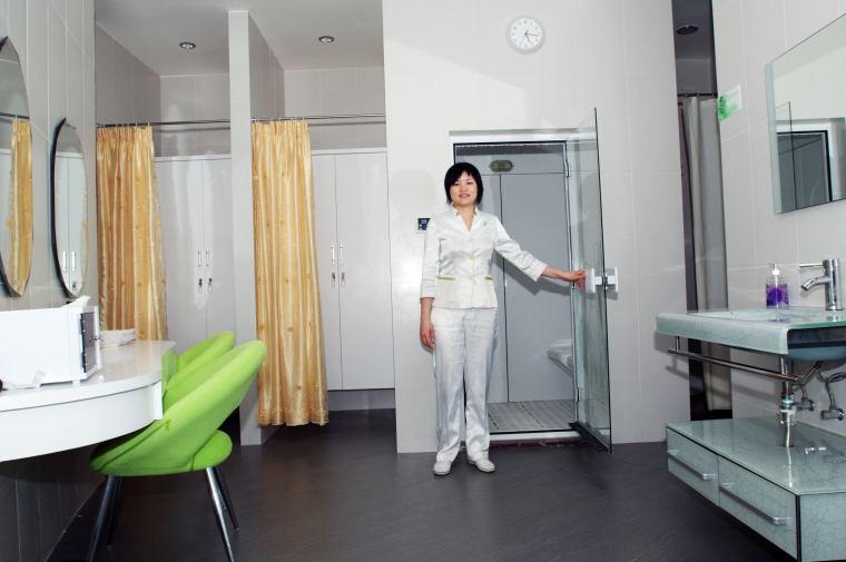自然美-深圳南山半岛城邦spa生活馆