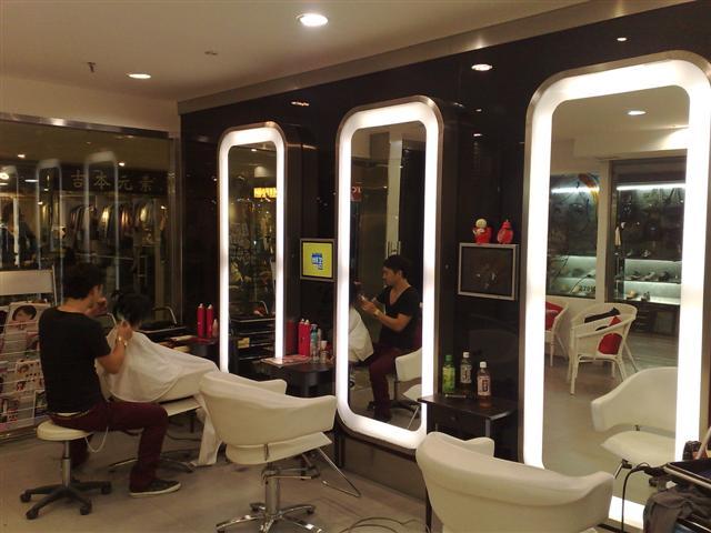 上海马威斯美发中心招聘-招聘-138job上海美容人才网图片