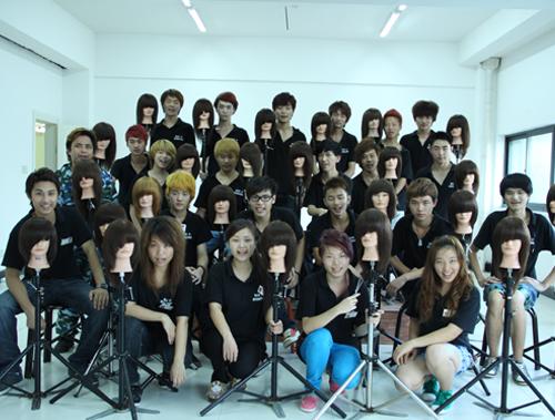 广州市南茜美容美发摄影化妆职业培训学院