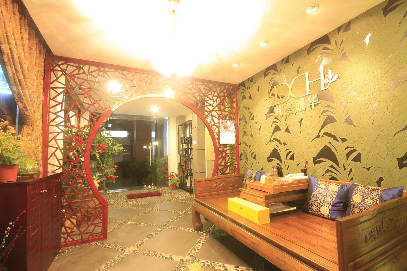 中式养生馆设计图展示