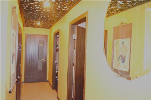 房間走廊設計效果圖